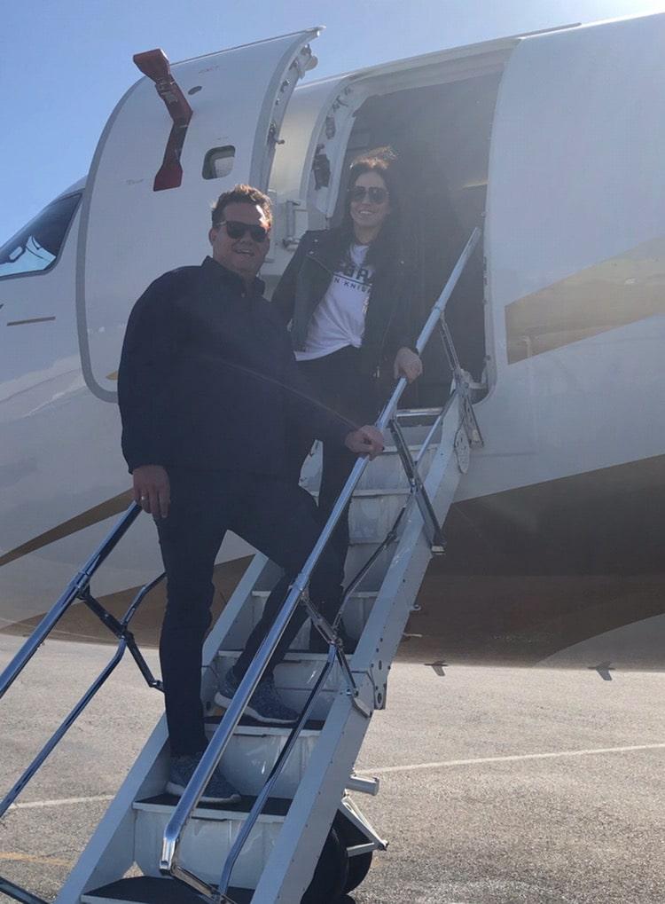 John Bagosy Private Jet